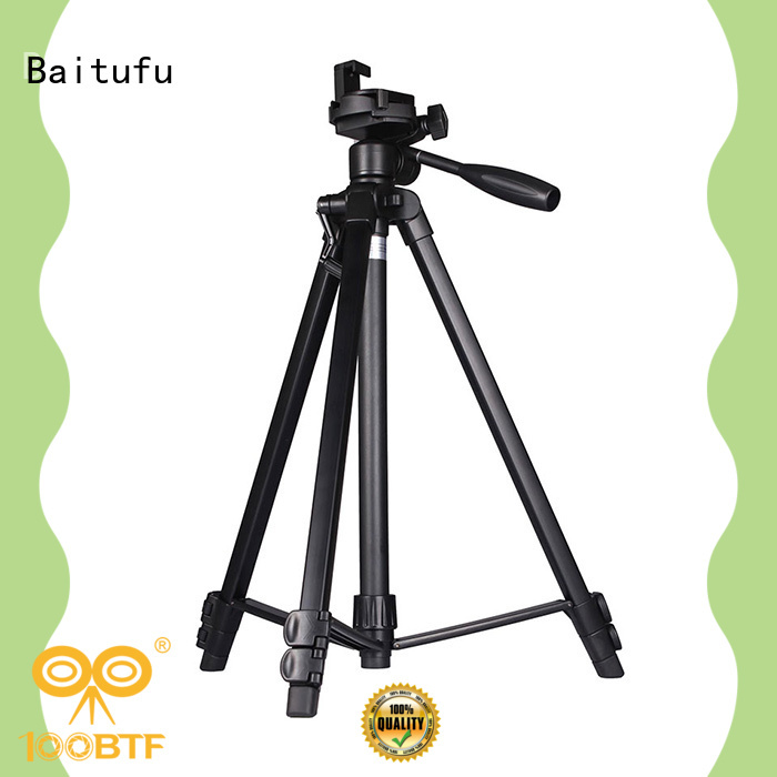 Baitufu video camera tripod odm for video shooting